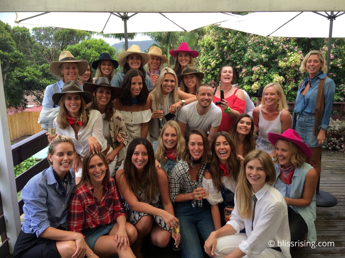Hen's Party – Sydney, February 2017